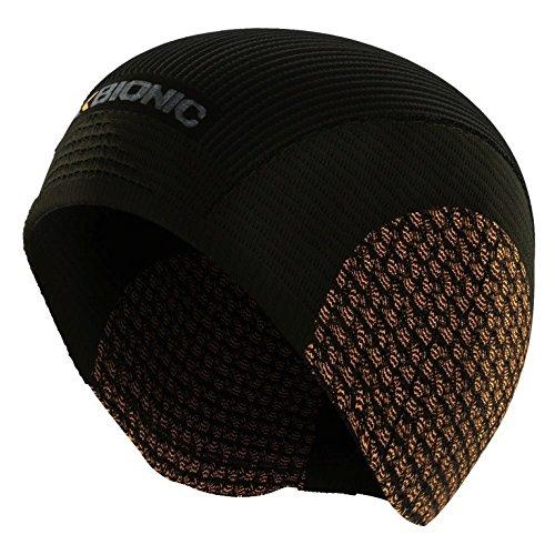 X-Bionic gorro soma cap/naranja piedra - No