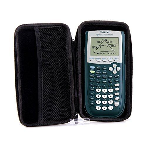 Schutztasche für Taschenrechner und Grafikrechner von Texas Instruments, für Modell: TI 84 Plus