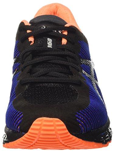 Asics Gel-Quantum 360 cm, Chaussures de Course pour Entraînement sur Route Homme Noir (Black/onyx/hot Orange)