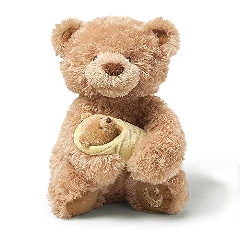 Gund Rock A Bye Animated Bear