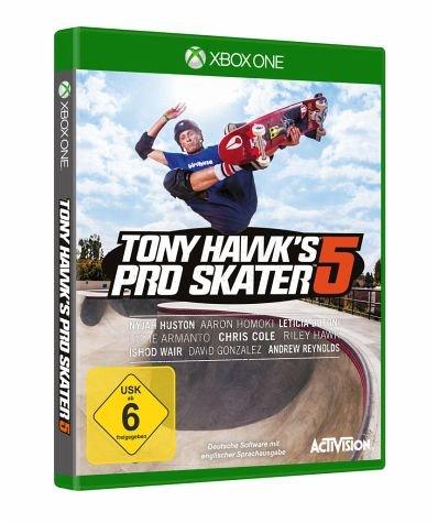 Tony Hawk's Pro Skater 5 Hawk Pc