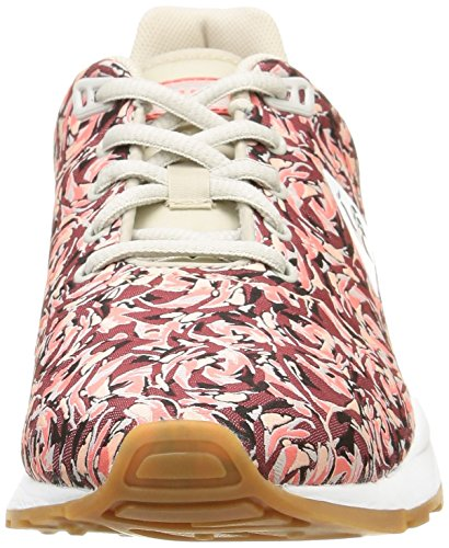 Le Coq SportifLcs R950 W Flower Jacquard - Sneaker Donna Rosso (Rouge (Ruby Wine/Gray Morn))