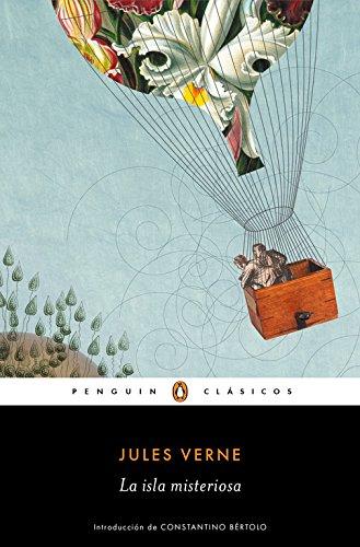La isla misteriosa (PENGUIN CLÁSICOS) por Jules Verne