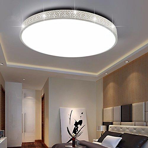 salon-ultrafino-atmosfera-ronda-luces-lampara-de-techo-47cm-iluminacion-simple-y-moderno-salon-dormi