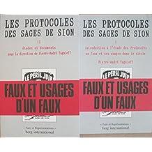 Les Protocoles des Sages de Les Protocoles des Sages de Sion complet de ses deux vol.