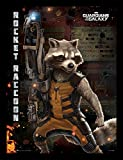 Marvel Comics Guardians of The Galaxy (Rocket Raccoon) 30 x 40 cm Objet Souvenir