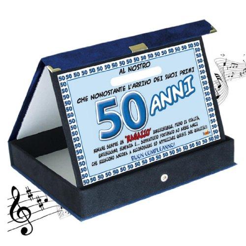 Auguri Buon Compleanno 50 Anni Spiritosi.15 Regali Per Un Uomo Di 50 Anni Anche Divertenti Ed