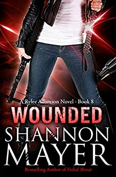 Wounded (A Rylee Adamson Novel, Book 8)