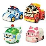 Rocco Spielzeug 83152–Robocar Poli Fahrzeuge Diecast, Modell Sortiert
