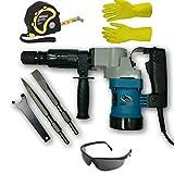 Best Jack Hammers - Toolscentre TC3390 Supreme Quality 5Kg Demolition Hammer, Breaker Review