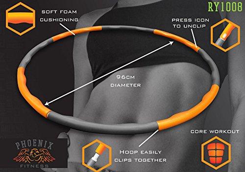 Phoenix Fitness 140g – Fitness Hula Hoops