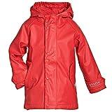 BMS HafenCity Coat Kids SoftSkin Oekotex 100, Rot, Größe