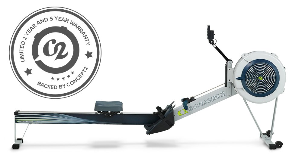 51rCsI4zP L - Concept 2 Model D Indoor Rower with PM5 Monitor