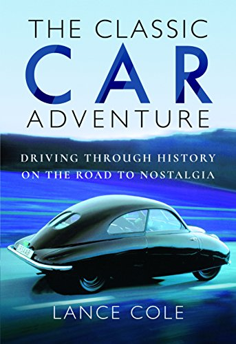 The Classic Car Adventure: Driving Through History on the Road to Nostalgia