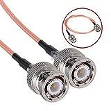 eonvic individuelle Länge Kabel Lanparte HD-SDI HD SDI Videokabel Stecker HD SDI Verlängerungskabel 60cm für BMCC BMPC HyperDeck Kameras