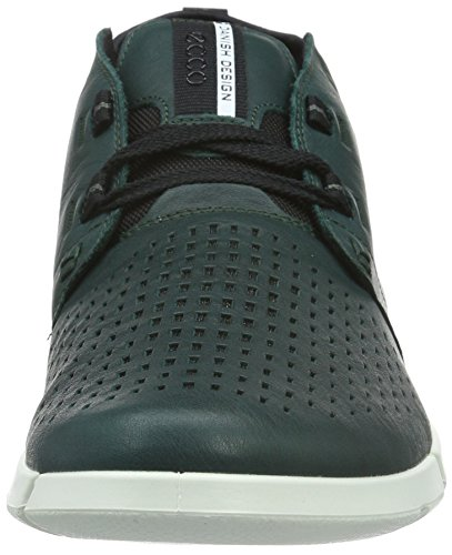 Ecco Intrinsic 1, Chaussures Multisport Outdoor Homme, Various Vert (DIOPTASE01029)