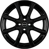 Borbet LV4 black glossy 5,5x14 ET35 4.00x100 Hub Bore 64.00 mm - Alu felgen