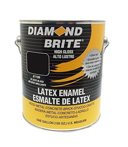 diamond-brite-paint-80100-1-gallon-latex-gloss-enamel-black-by-diamond-brite-paint