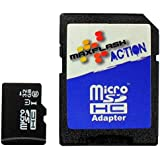 MaxFlash 41258 Micro Secure Digital High-Capacity (MicroSDHC)