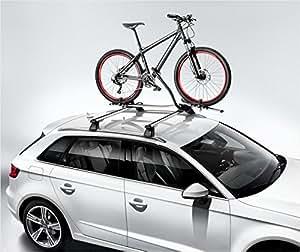 audi original zubeh r fahrradhalter f r dachgrundtr ger 8t0071128 auto. Black Bedroom Furniture Sets. Home Design Ideas
