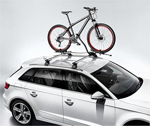 Preisvergleich Produktbild Audi Original Zubehör Fahrradhalter für Dachgrundträger 8T0071128