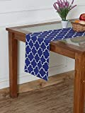 #10: Handcrafted Persian Sapphire Table Runner
