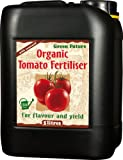 Growth Technology Fertilizzante Naturale per pomodori Green Future 5 L, Nero, 16x18x24.5 cm