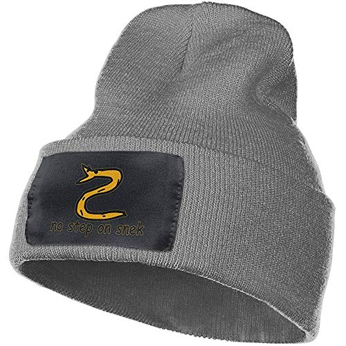 Quintion Robeson NO pisar Snek Beanie Hat Warm Cable