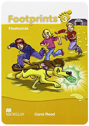 Footprints 3: Flashcards