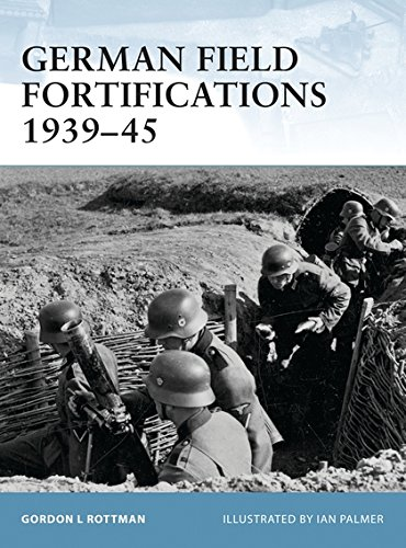 German Field Fortifications 1939-45 (Fortress)