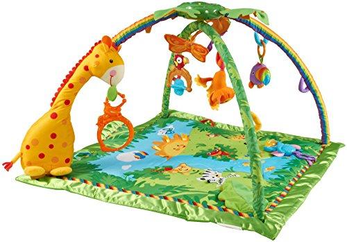 Mattel K4562 - Fisher-Price Rainforest Erlebnisdecke