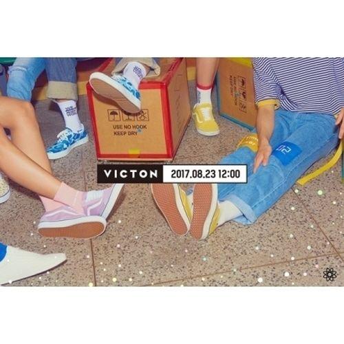Victon - 3rd Mini Album CD+84p Booklet+4p Postcard+1p Photocard K-POP Sealed - Amazon Musica (CD e Vinili)