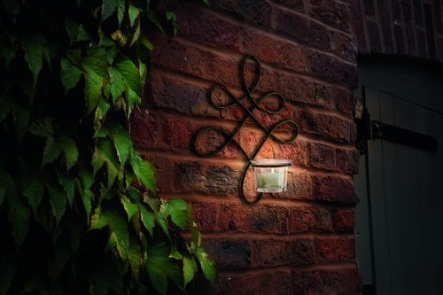 Verona Wall Sconce Candle Holder