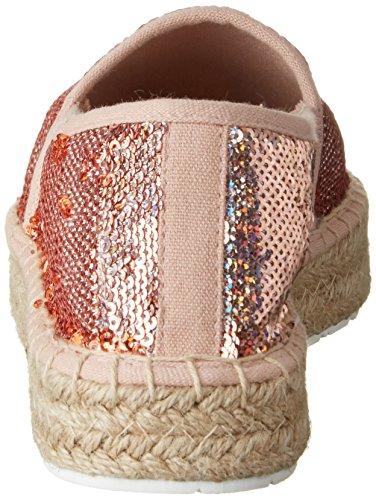 Metl Pink 24220 Comb Damen 532 Espadrilles Tozzi Marco Rose wqCpY4p