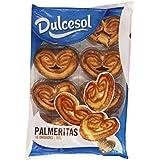Dulcesol Palmeritas Producto de Pasteleria y Repostería - 180 g