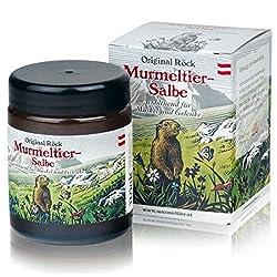 Original Röck Murmeltier-Salbe 100 ml