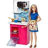 Barbie - Coffret la Cuisine de Barbie