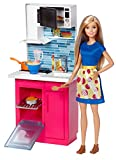 #7: Barbie Kitchen Doll, Multi Color