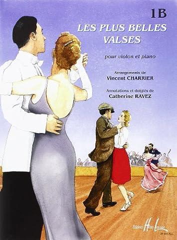 Les plus belles valses Volume 1B