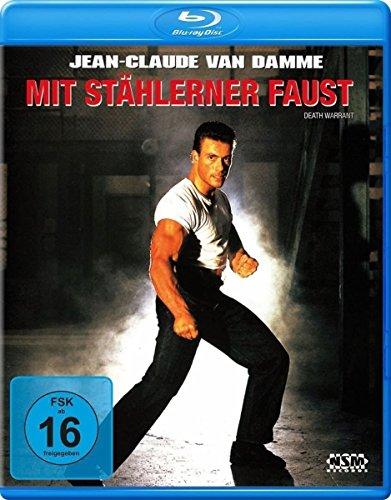 Bild von Mit stählerner Faust - Uncut [Blu-ray]