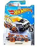 hot wheels Super Chrome 4/10 Nitro Tailgater 39/50 snowflake by Hot Wheels
