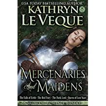 Mercenaries and Maidens: Five Full Length Novels Bundle