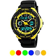 8142d93c2811 ATNKE Reloj Digital Multifuncional