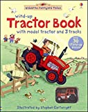 Farmyard Tales Wind-Up Tractor Book (Wind-up Books)