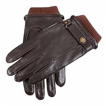 Dents Strap And Roller Men's Gloves Brown X-Large