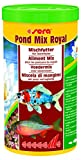 Sera 07100 pond mix royal 1000 ml - Futtermischung aus Flocken, Sticks und mit...