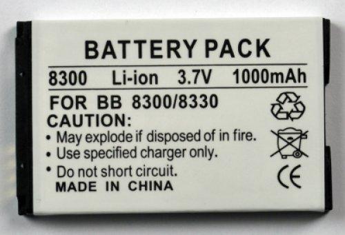 Batteria per BlackBerry 8700-8300-8520-8530-9330 3G Curve-8350i- 8530 Curve