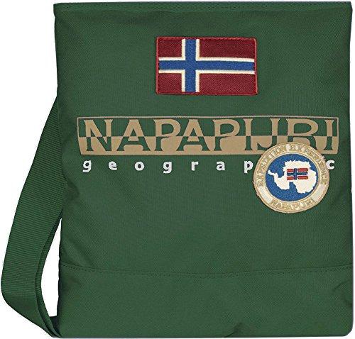 Napapijri tracolla uomo small crossover north cape N3R16 ghiaccio Verde
