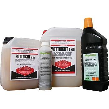 Gut bekannt Flüssigdichtmittel BCG 24 (2,5 l) gegen Leckagen in Rohrleitungen PU51