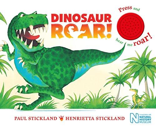 Dinosaur Roar!: Single Sound Board Book por Henrietta Stickland